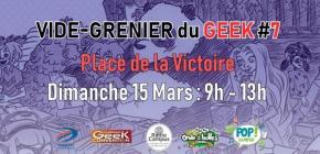 Vide Grenier du Geek Clermont 2020 - 7ème édition