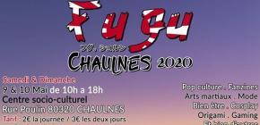 Fugu Chaulnes 2020 - salon dédié à la culture japonaise