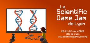 Scientific Game Jam de Lyon