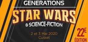 Générations Star Wars et Science-Fiction 2020