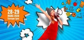 Kidexpo Lyon 2020 - édition lyonnaise du salon du jouet et de l'enfant