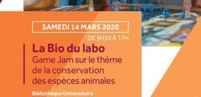 Gam Jam : La Bio du Labo