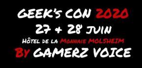 Geek'Con 2020