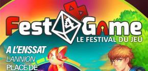 Fest4Game 2020 - le festival du jeu