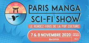 Paris Manga et Sci-Fi Show 2020 - 30ème édition