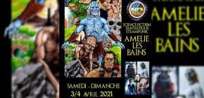 Convention ASFA 2021 - Spéciale Heroic Fantasy