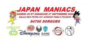 Japan Maniacs 2020