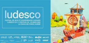 Ludesco 2021 - Festival de jeux et expériences ludiques