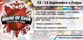 World Of Geek