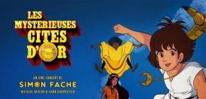 Ciné concert - Les Mystérieuses Cités d'or