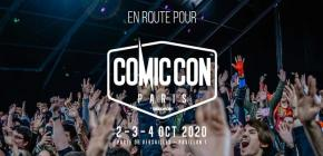 Comic Con Paris 2020 - festival européen de la pop culture