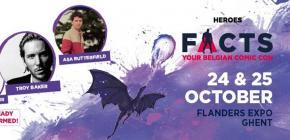 Facts Fall 2020 - salon science fiction, comics et dessins animés