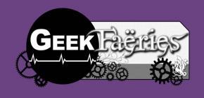 Geek Faëries 2021 - édition V11.2 du festival de la culture Geek IRL