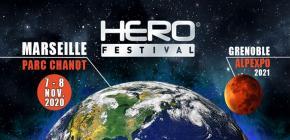 HeroFestival Marseille 2020 - septième édition