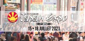 Japan Expo 2021 - 21ème édition