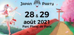 Japan Party 2021 - Salon Fantastique