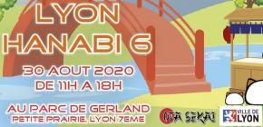 Lyon Hanabi 2020 - sixième édition de la Kermesse Japonaise