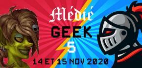 Médié-Geek 2020