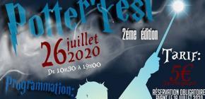 Potter'fest Festival Tours 2éme édition