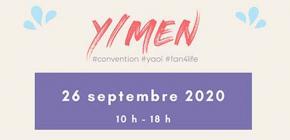 Y/MEN - convention Yaoi 2020