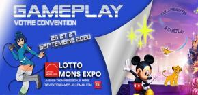 Convention Gameplay 2019 - 8ème édition du salon du jeu vidéo