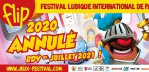 FLIP 2021 - 35ème édition du Festival Ludique International de Parthenay
