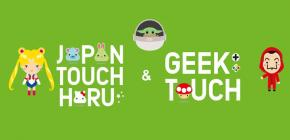 Japan Touch Haru et Geek Touch 2021