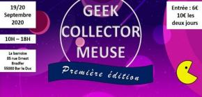 Geek Collector Meuse - Convention Manga, Geek, Science-fiction