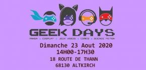 Bourse aux Geek par Geek Days