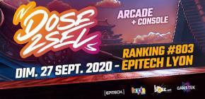 La DOSE2SEL - Ranking Arcade + Console