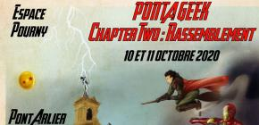Ponta Geek Chapter Two - Rassemblement