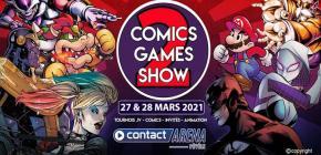 Comics Games Show 2021