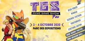 TGS Pau - Anime Game Show 2020