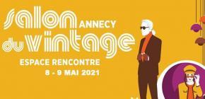 Salon du Vintage d'Annecy 2021
