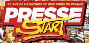 Soirée de lancement du livre Presse Start