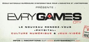 Evry Games City Phygitale - 4ème édition