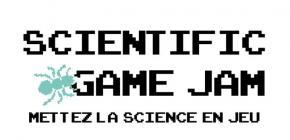 Scientific Game Jam de Lyon 2020