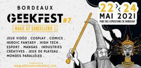Bordeaux GeekFest 2021