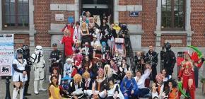 Man.Ga.Mes 2021 - sixième édition de la convention jeu vidéo et manga