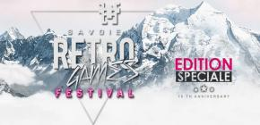 Savoie Retro Games Festival 2021 - 10ème édition du salon du jeu vidéo rétro
