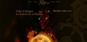 Cidre et Dragon - édition 2021 du festival Médiéval Fantasy