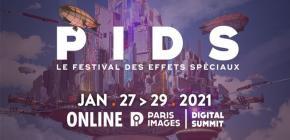 Paris Images Digital Summit - événement dédié aux effets spéciaux