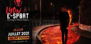 Lyon e-Sport 2021- édition ONLINE