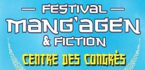 Mang'Agen et Fiction festival 2021