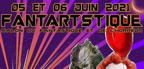 FantARTstique 2021 - 3ème édition du salon sur le fantastique et l'horreur au cinéma
