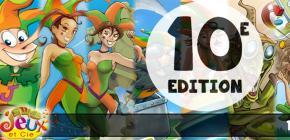 Festival Jeux et Cie 2020 - 10ème édition