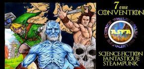 Convention ASFA 2022 - Spéciale Heroic Fantasy