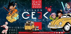 Avignon Geek Expo 2022 - 5ème édition