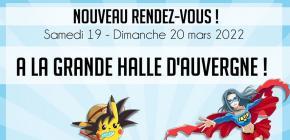 Clermont Geek Convention 2022 - manga et comics