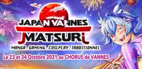 Japan Vannes Matsuri 2021